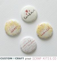 Nouveaux badges Mai 2015 de Scrap Kits & Co